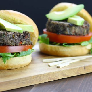 Veggie Burgers - thelastfoodblog.com