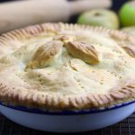 Irish Apple Tart - thelastfoodblog.com