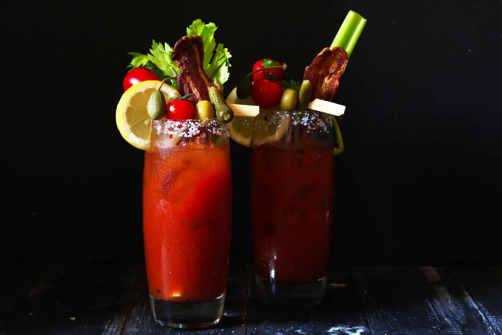 Spicy Bloody Mary - thelastfoodblog.com
