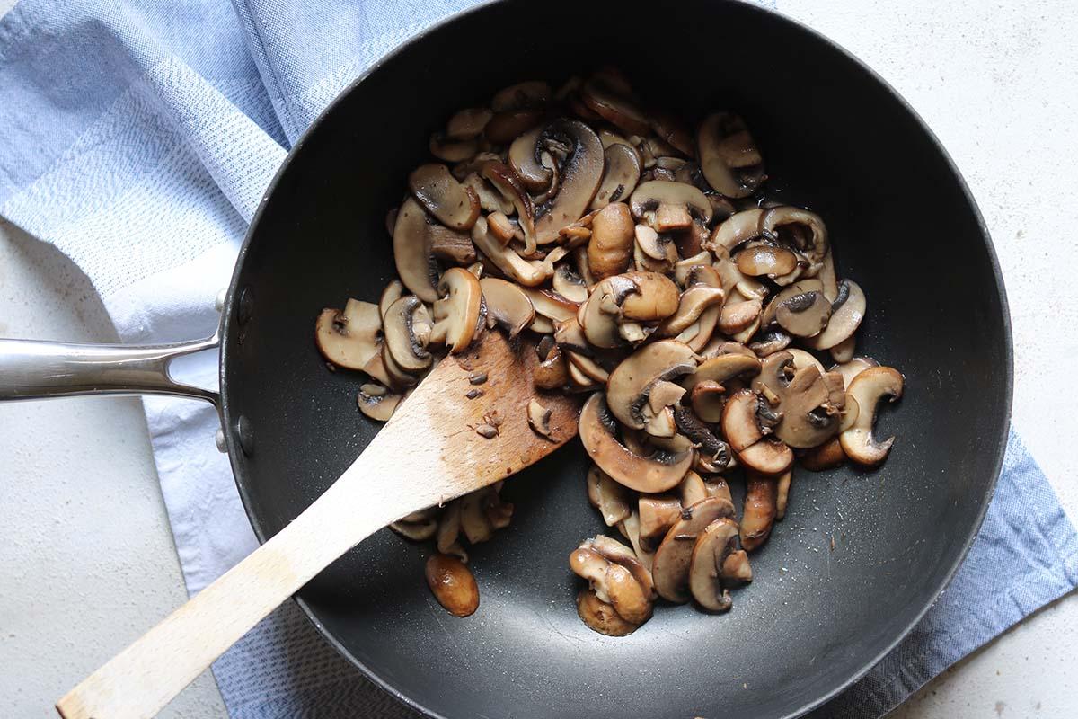 Mushroom Fried