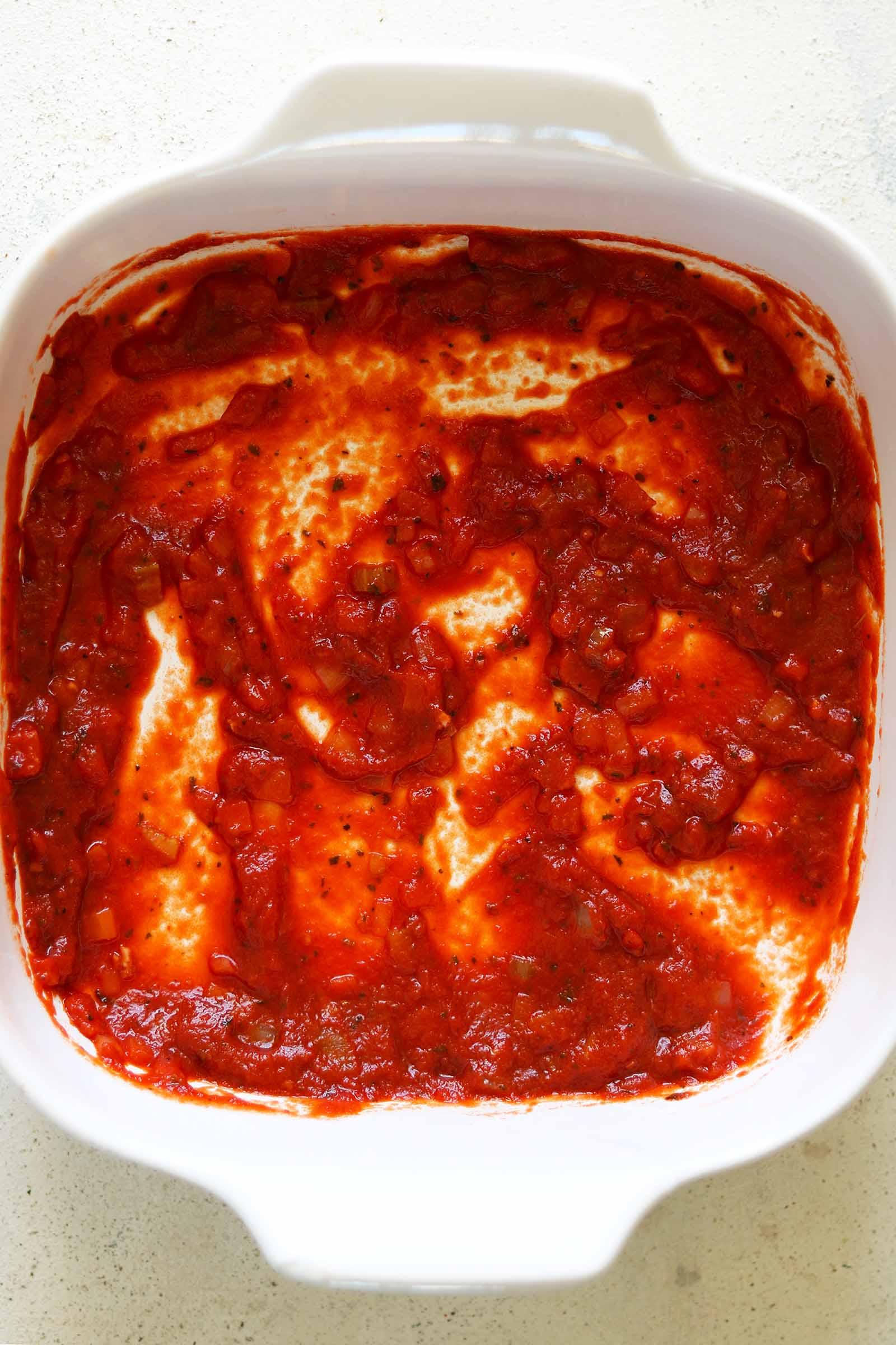 tomato in dish