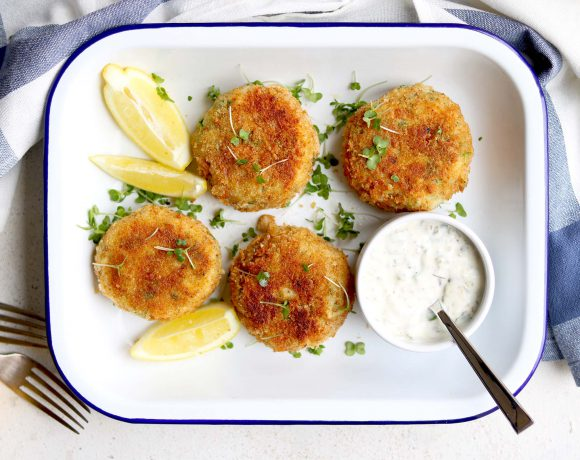 Recipe index the last food blog fish cakes with quick lemon tartare sauce forumfinder Choice Image