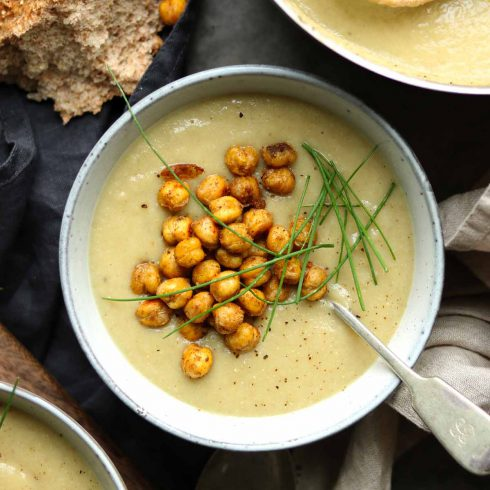 spicy cauliflower soup