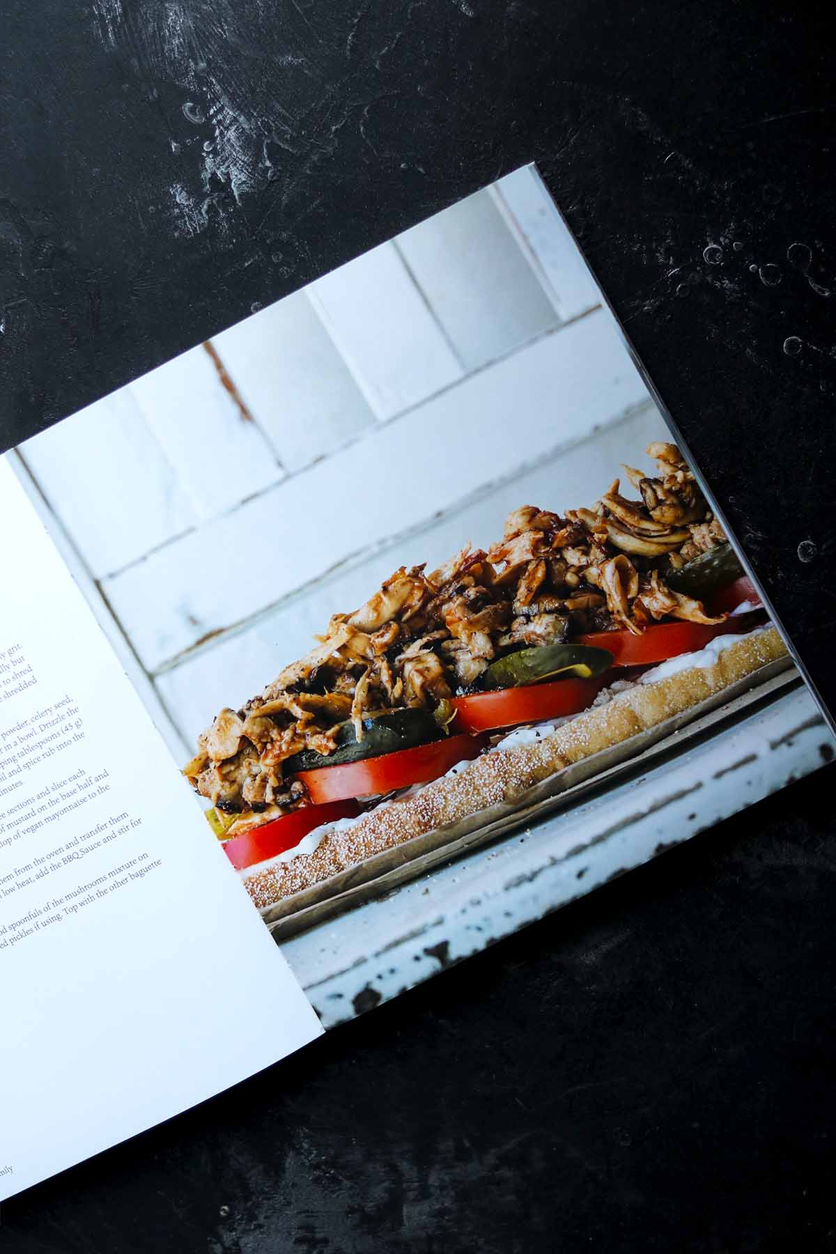 vegetable fritters - book 1