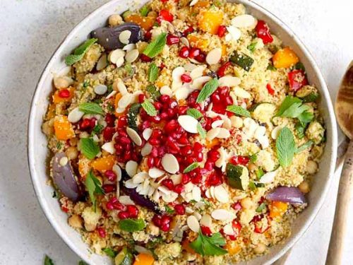 Moroccan Couscous Recipe The Last Food Blog