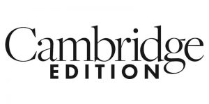 Cambridge edition logo